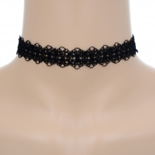 Gothic Tattoo Lace Chokers